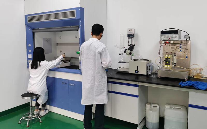 amino acid fertilizer factory Sample test 3
