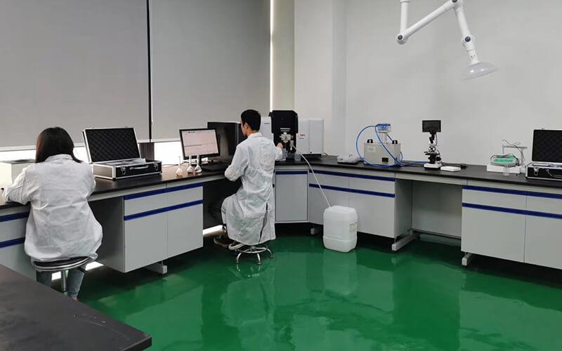 amino acid fertilizer factory lab Quality control 1